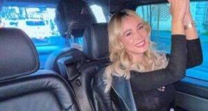 Diletta Leotta macchina sorridente