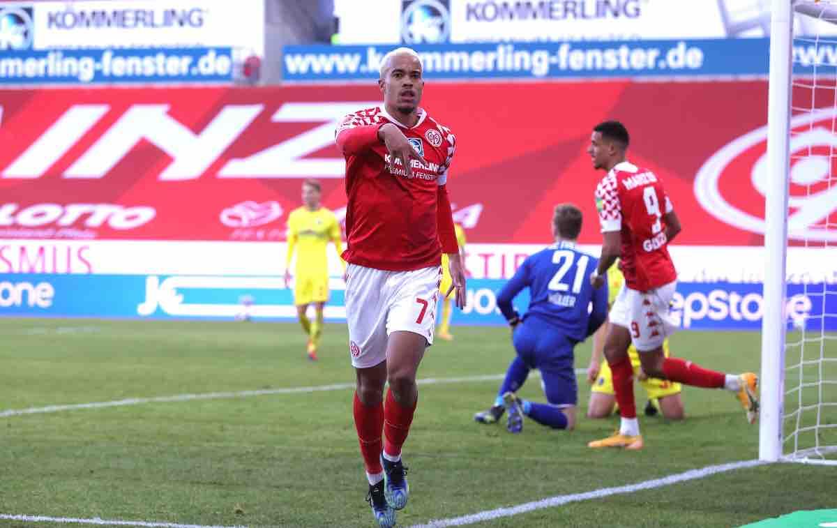 Robin Quaison gol