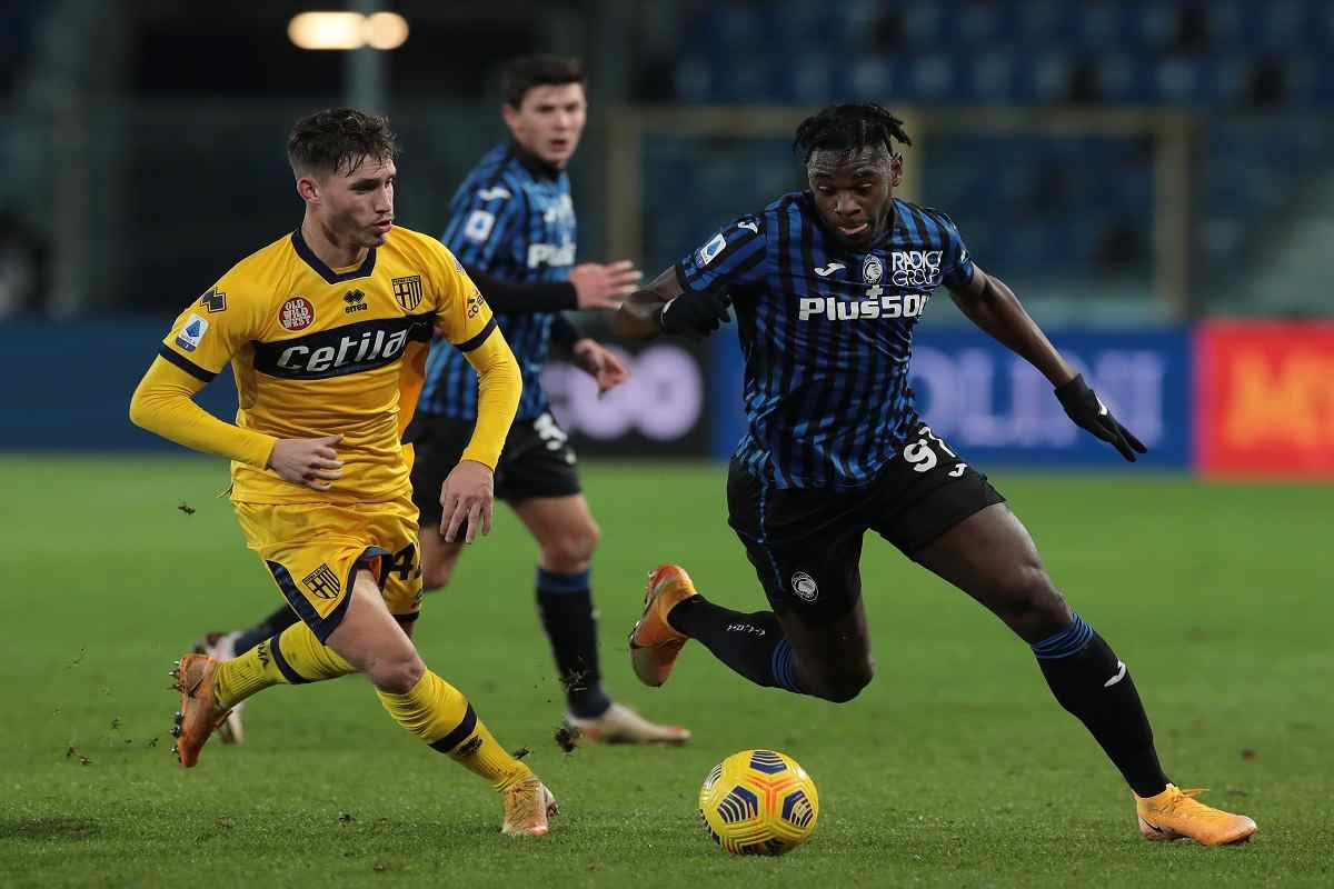 Atalanta-Parma