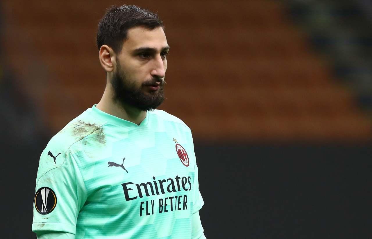 Juventus offerta Donnarumma 10 milioni