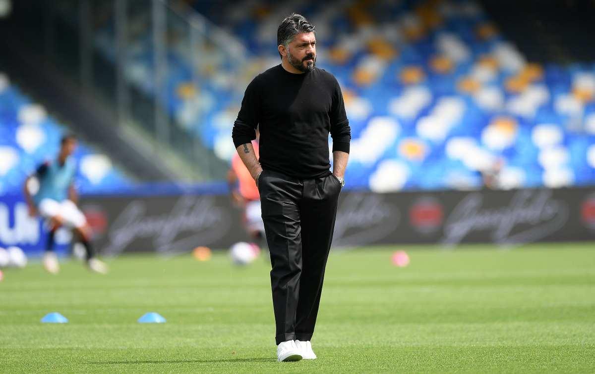 Gattuso, il passo falso con il Cagliari può costare caro