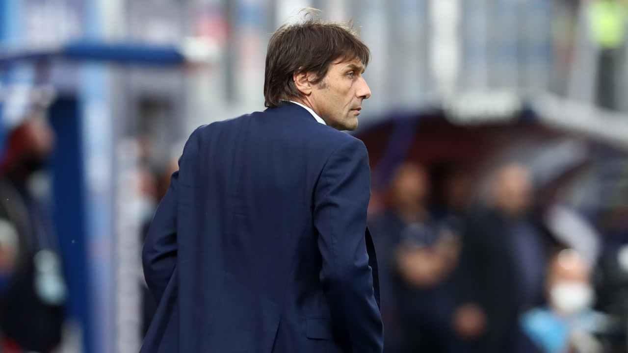 Calciomercato Inter futuro Conte
