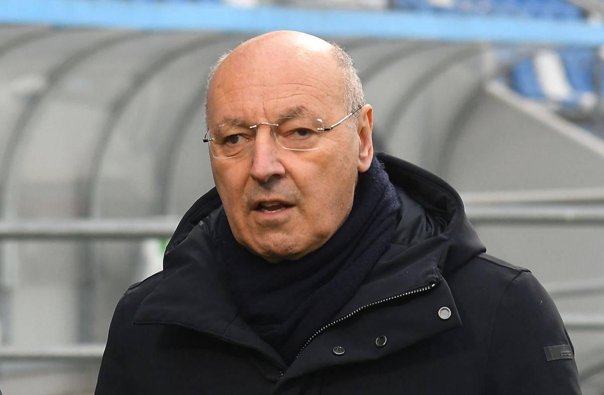 """Marotta: """"Lo Scudetto? Nessuna rivincita con la Juve. Bello decidere il loro futuro"""""""