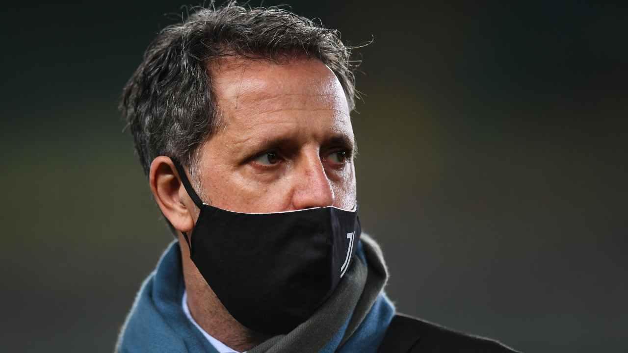 Superlega Juventus Paratici