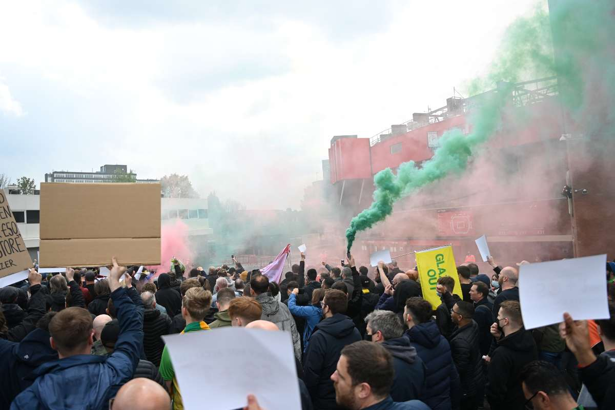Superlega, protesta dei tifosi: partita rinviata in Premier League