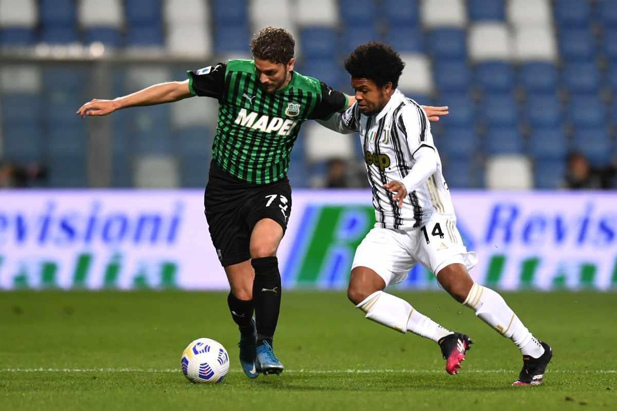 Locatelli-Juventus, l'affare si complica: un club estero sul centrocampista
