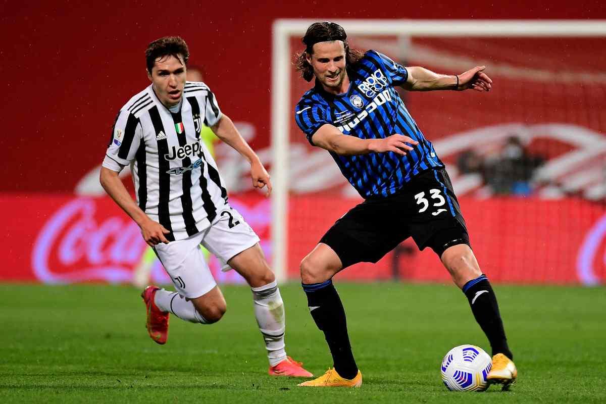 Coppa Italia, Atalanta-Juventus: