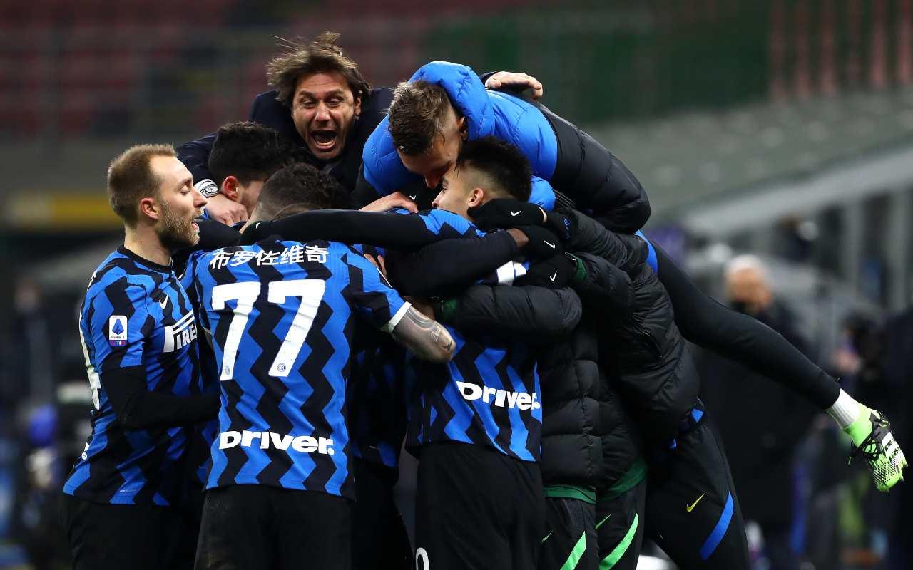 Inter Conte richieste Champions