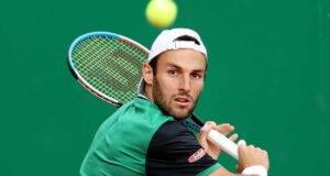 Stefano Travaglia Internazionali di Tennis Roma