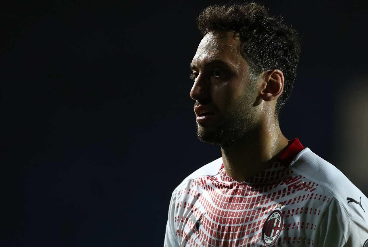 Calhanoglu Ilicic Milan decisione 5 milioni