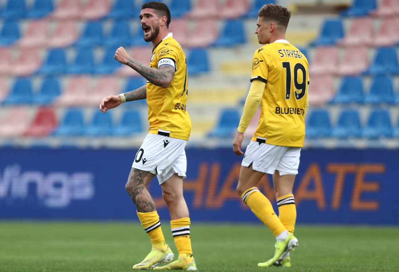 De Paul sgambetto Atalanta Juventus