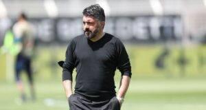 Futuro Gattuso Napoli De Laurentiis sostituto