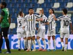 Ronaldo Salah Juventus