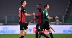 Milan condizioni infortunio Ibrahimovic