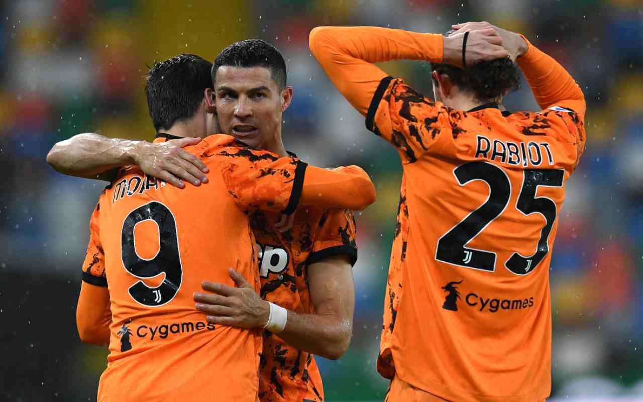 Juventus scambio Correa Demiral