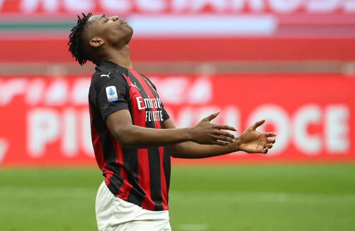 Calciomercato Milan Leao