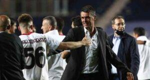 Maldini Champions Milan