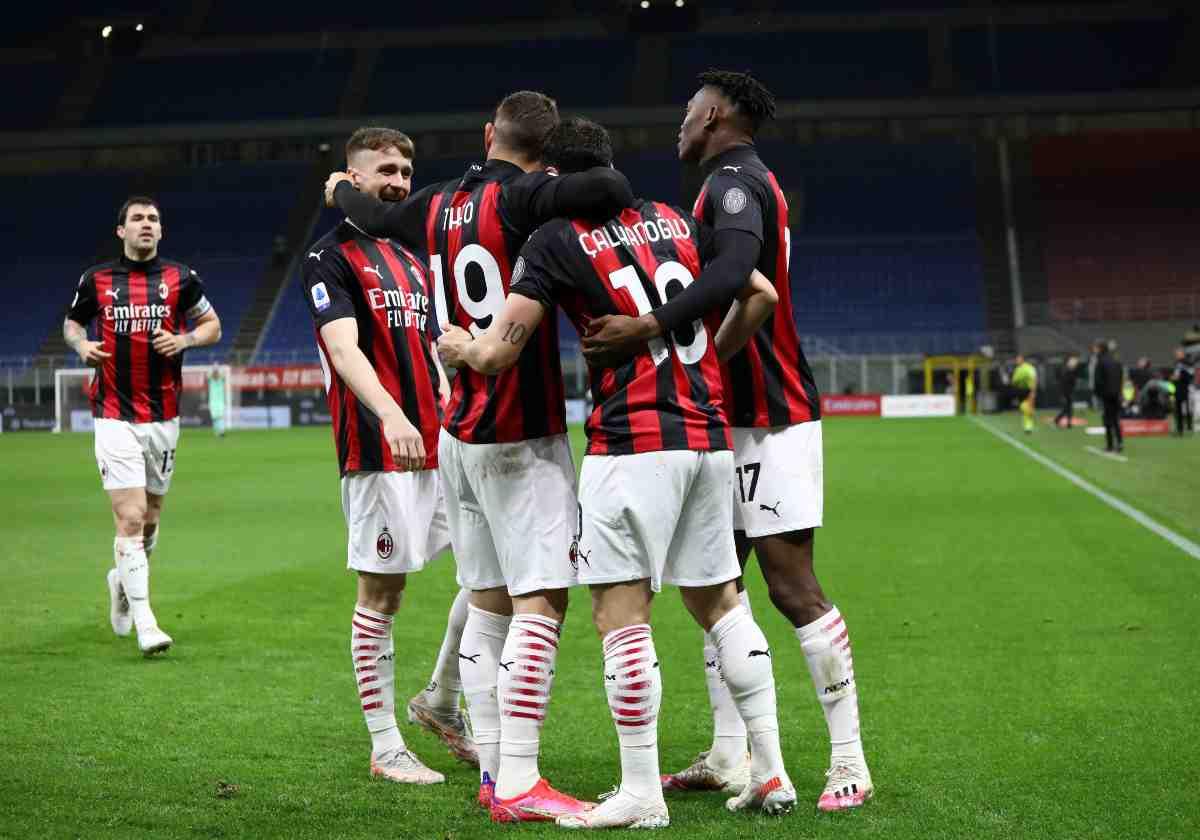 Calciomercato Milan Benevento