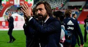 Juventus comunicato futuro Pirlo
