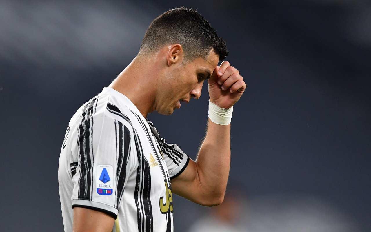 Futuro Ronaldo Juventus bilico addio