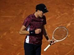 Tennis Roma Sinner