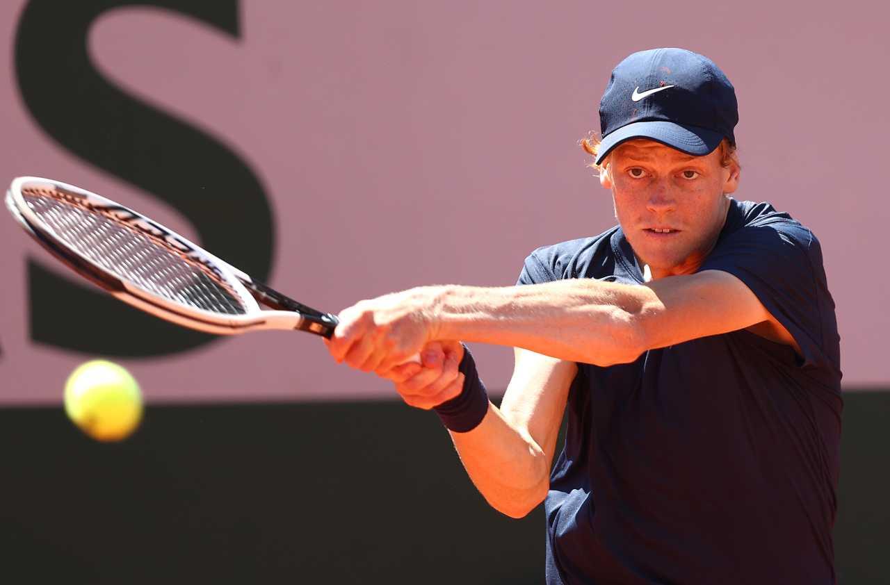 Jannik Sinner Roland Garros