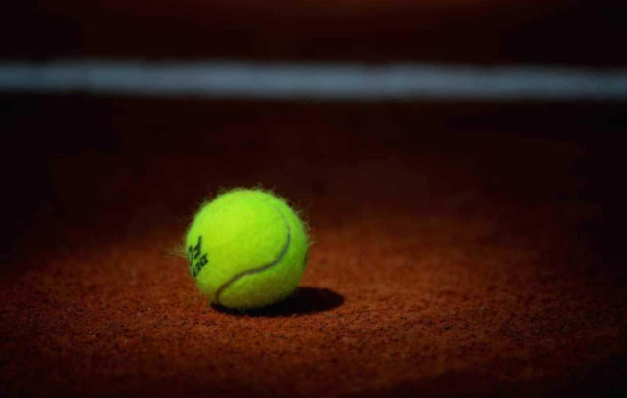 Palla tennis
