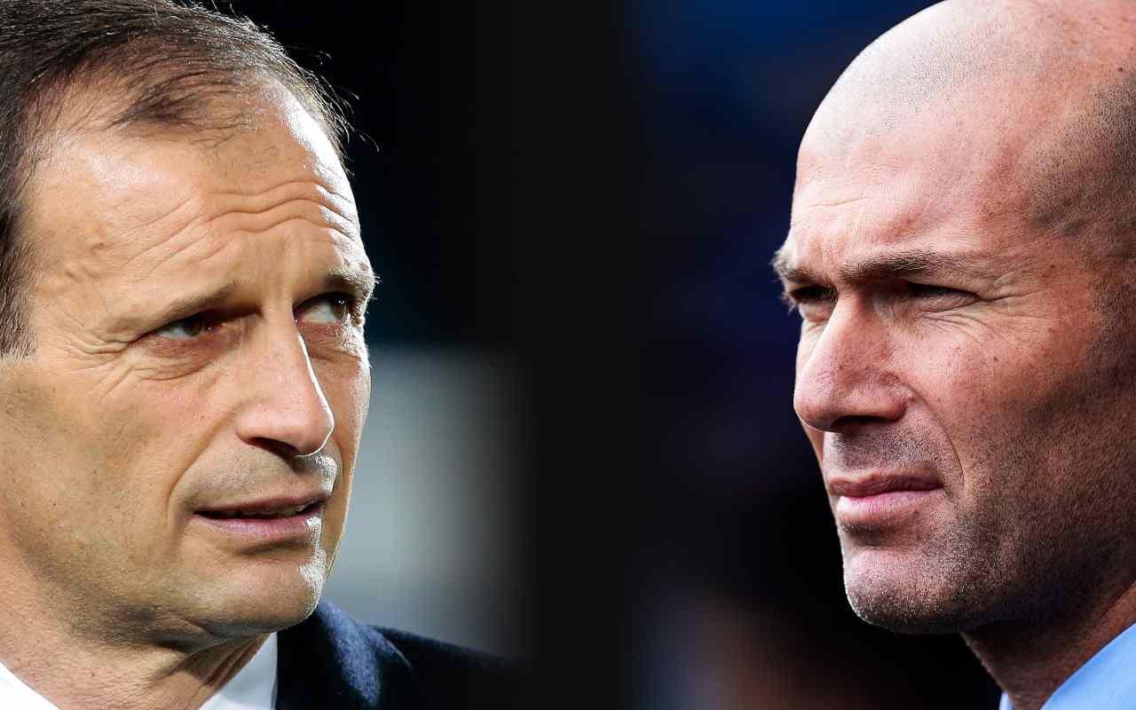 Inter Allegri ufficiale Real Madrid