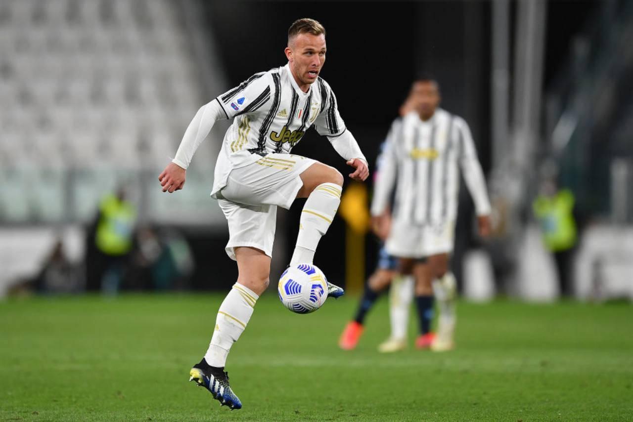 Arthur Juventus PSG