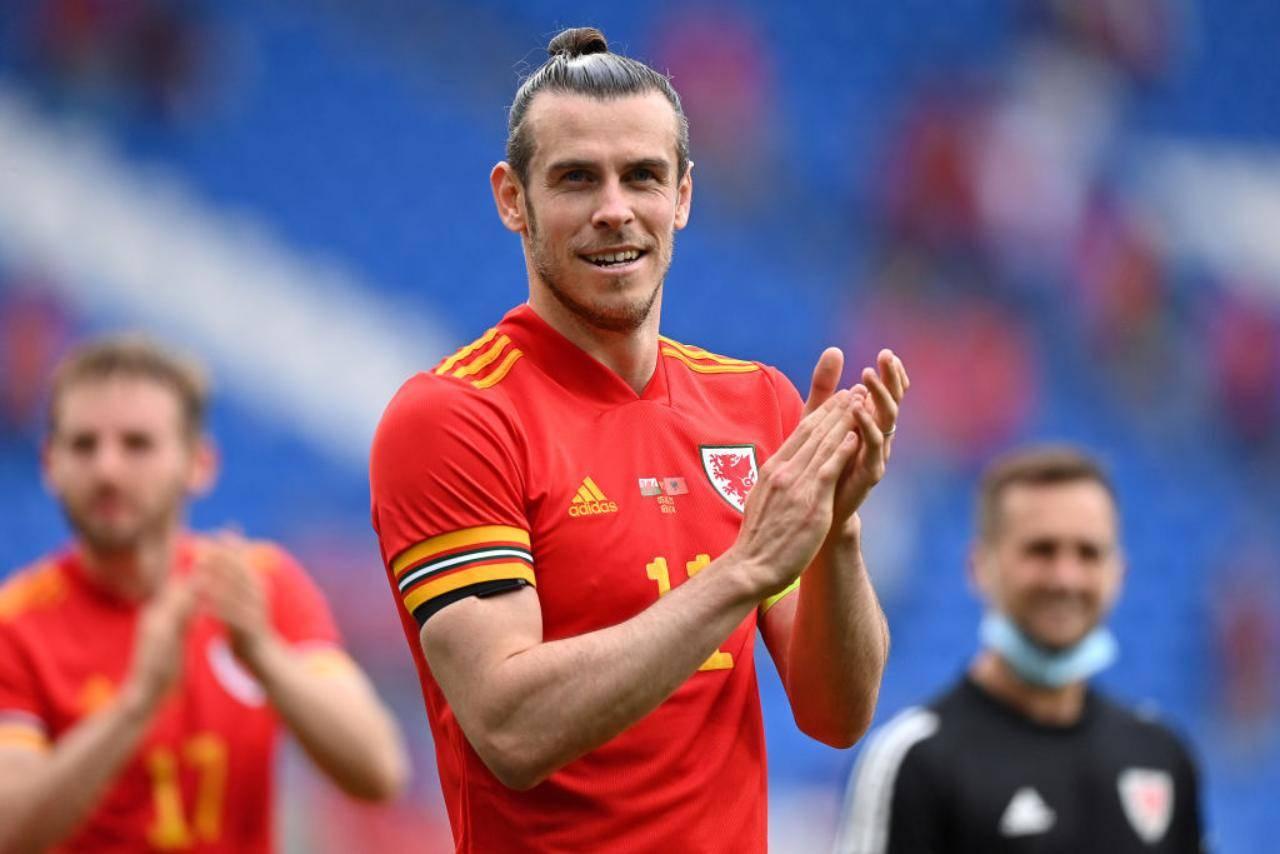 Bale Roma Mourinho