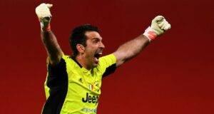 Buffon Barcellona Real Madrid