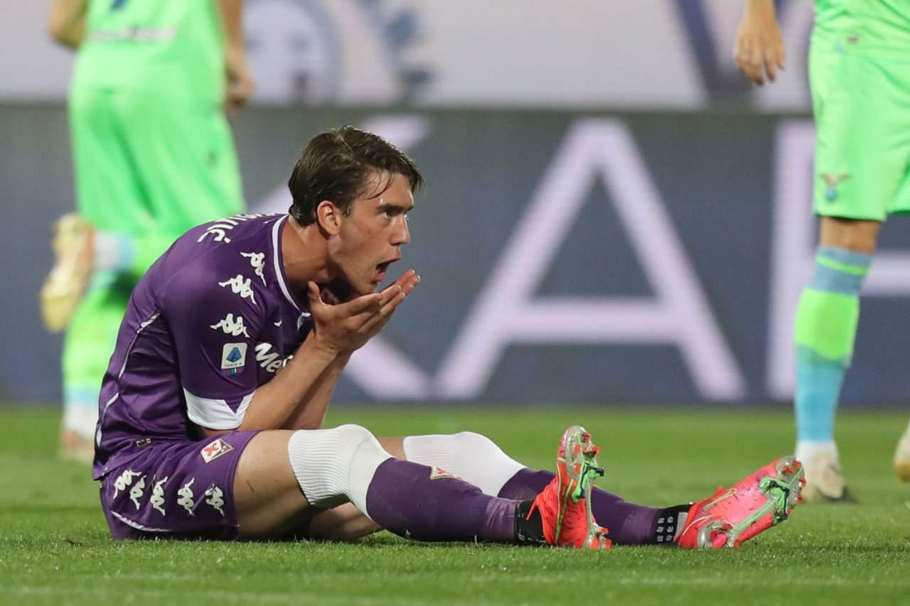 Vlahovic Fiorentina rinnovo