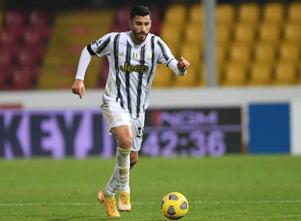 Frabotta Juventus Genoa