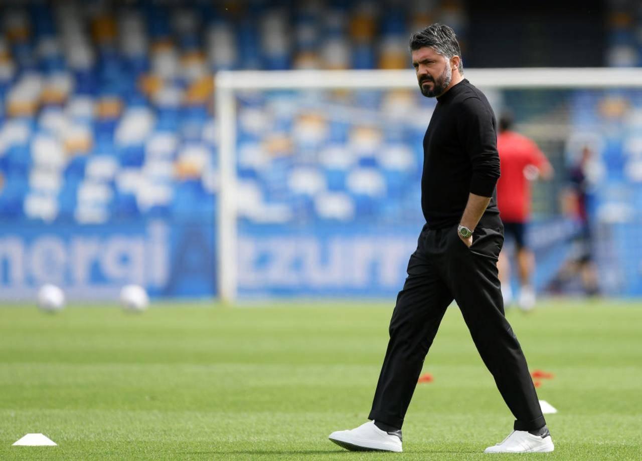 Gattuso rinnovo Ribery
