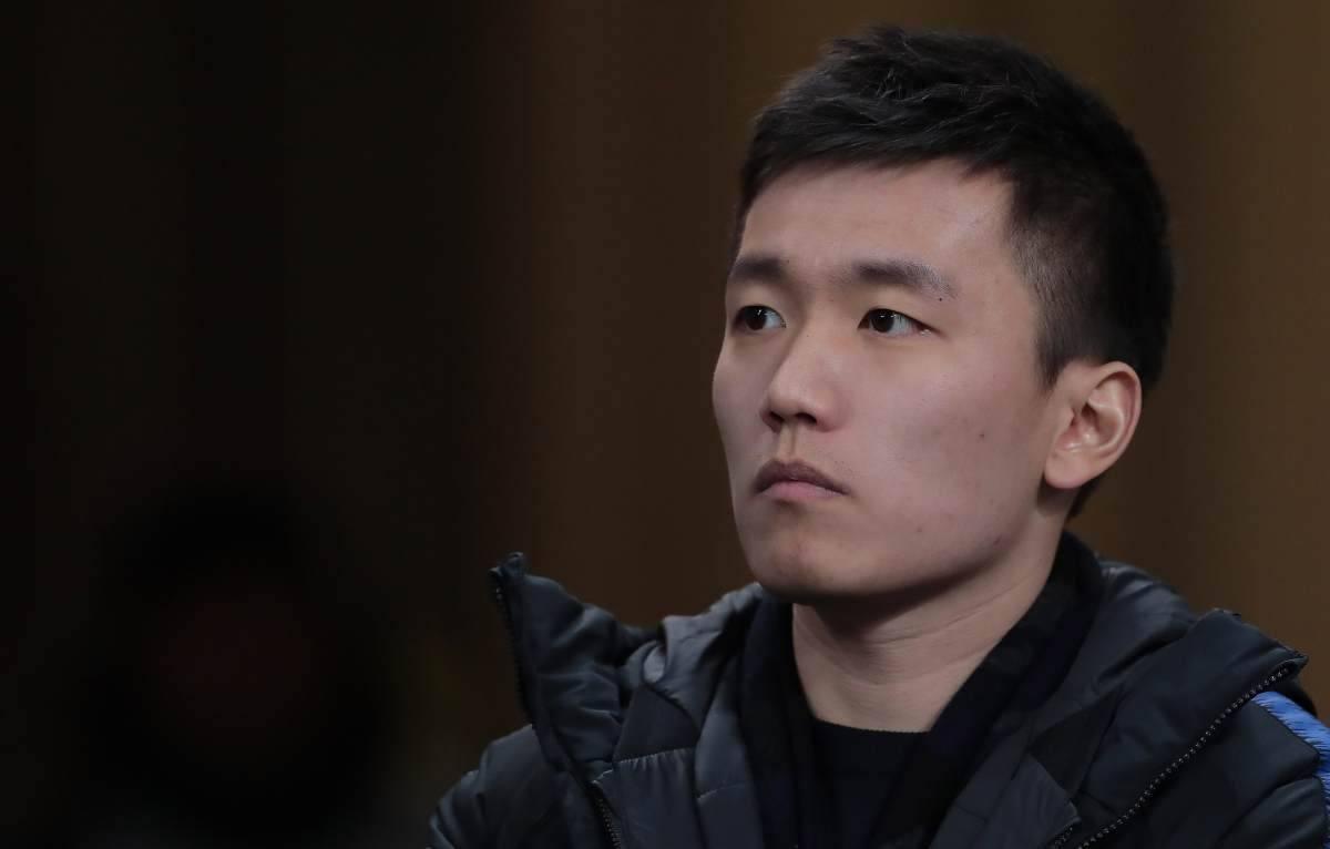 """Inter, parla Zhang: """"Conte un vincente con idee divergenti dalle nostre"""""""
