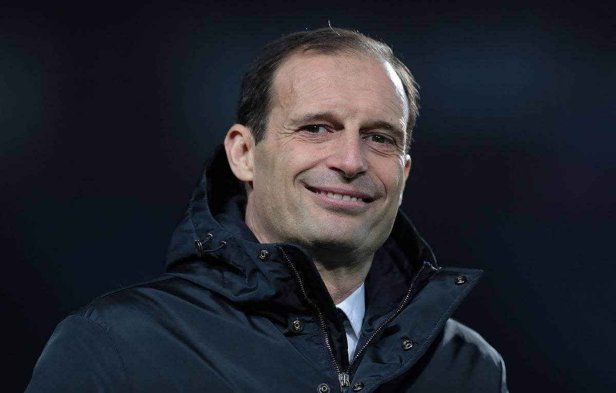 Juventus, Allegri alla Continassa: si decide il colpo a centrocampo