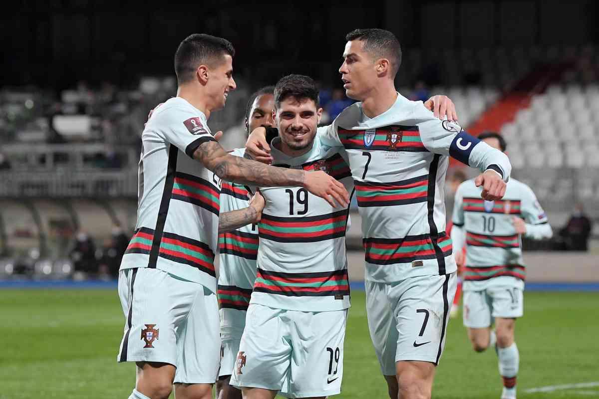"""Euro 2020, tegola per il Portogallo: """"E' positivo!"""""""