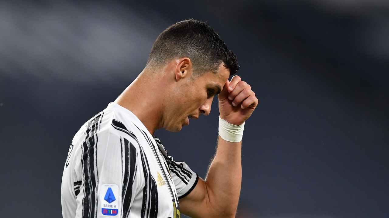 Cristiano Ronaldo calciomercato