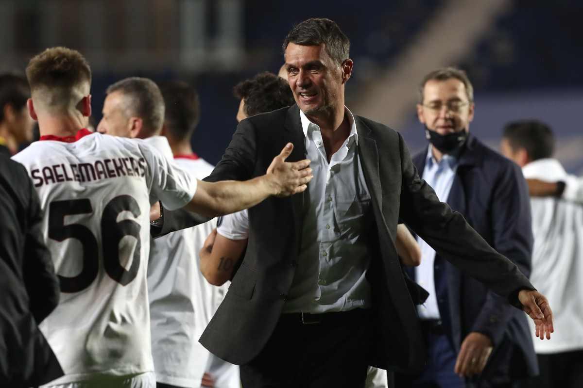 Milan, Maldini pensa ad una cessione per un mercato da Champions!