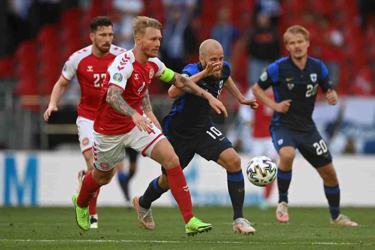 Euro 2020, Danimarca-Finlandia: la decisione dei giocatori