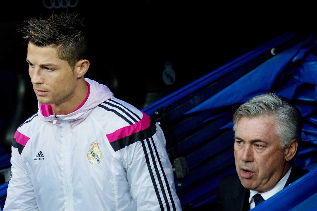 Juventus, Ancelotti chiama CR7: la richiesta del portoghese