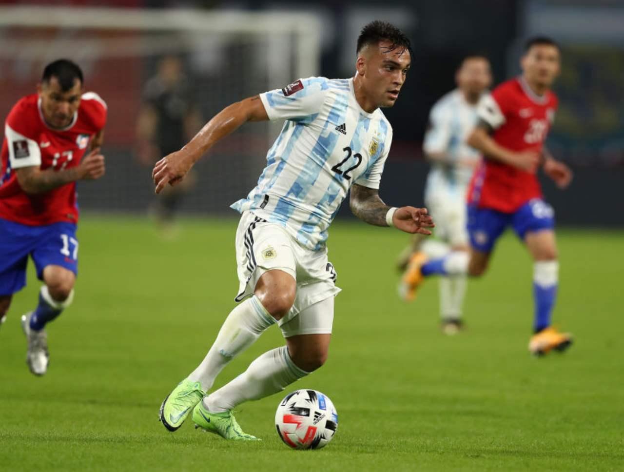 Lautaro Martinez Barcellona