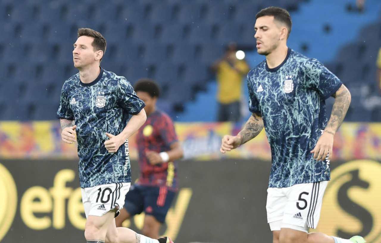 Messi Paredes