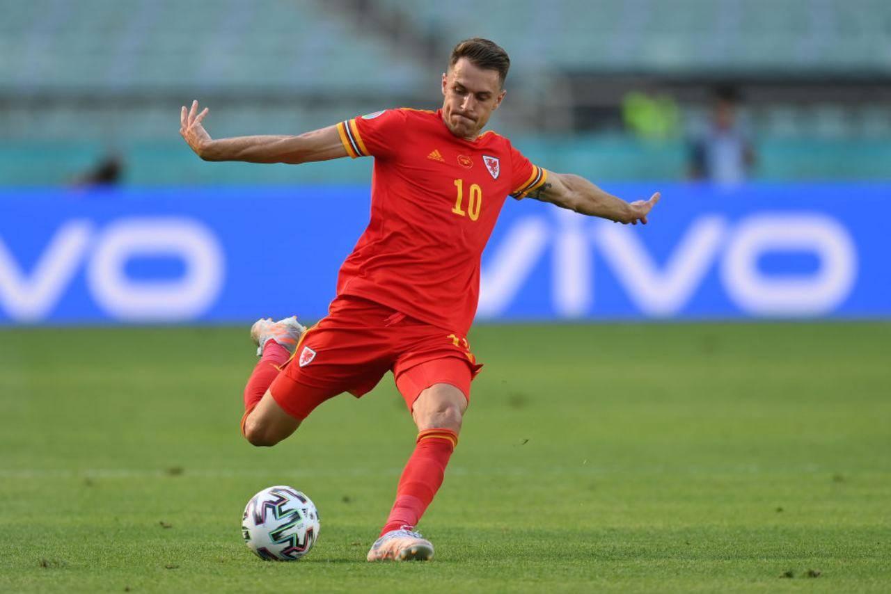 Ramsey Juventus addio