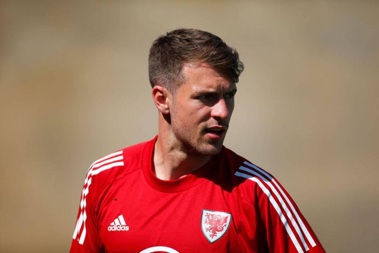 Ramsey scambio Arsenal Bellerin