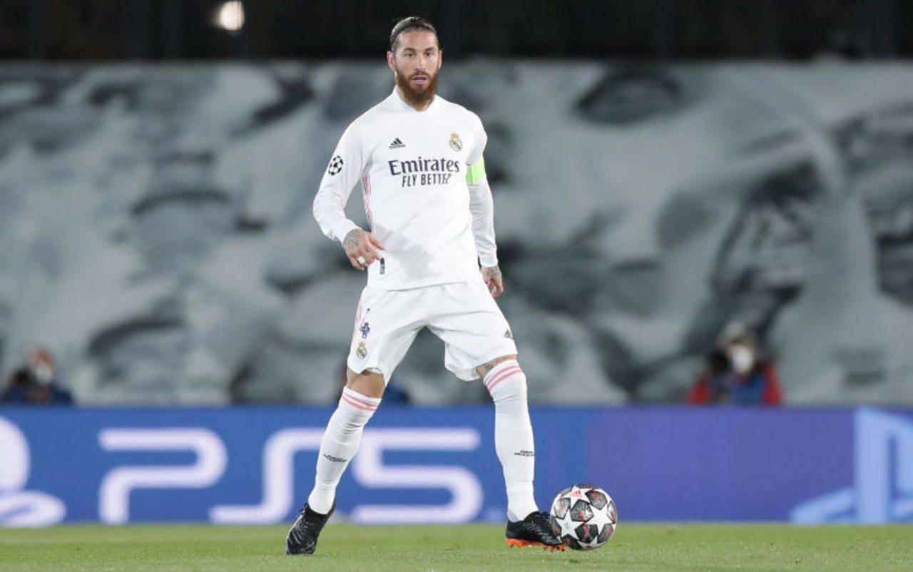 Sergio Ramos Milan