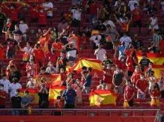 Tifosi Spagna