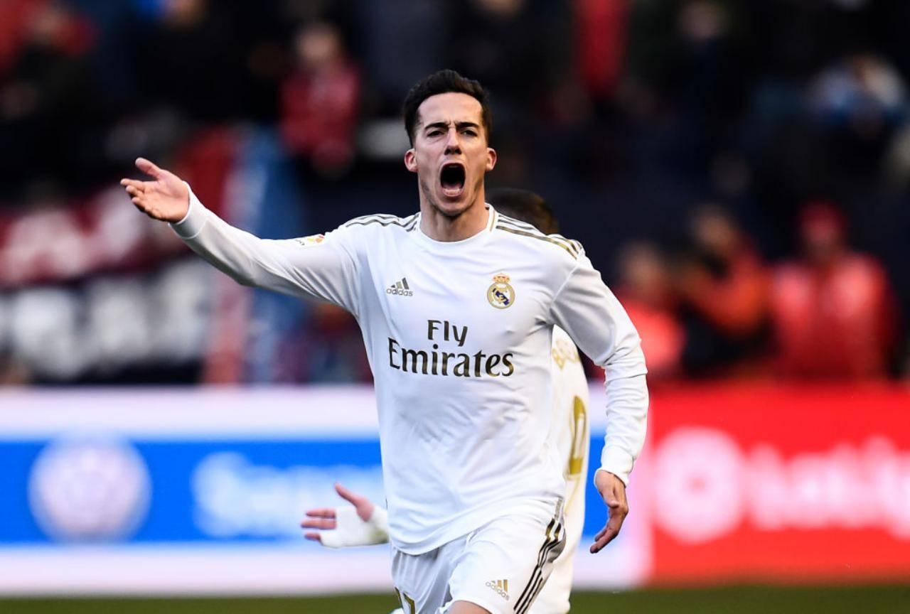 Vazquez rinnovo Real Madrid