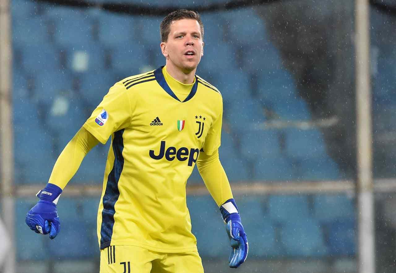 Wojciech Szczesny futuro Juventus