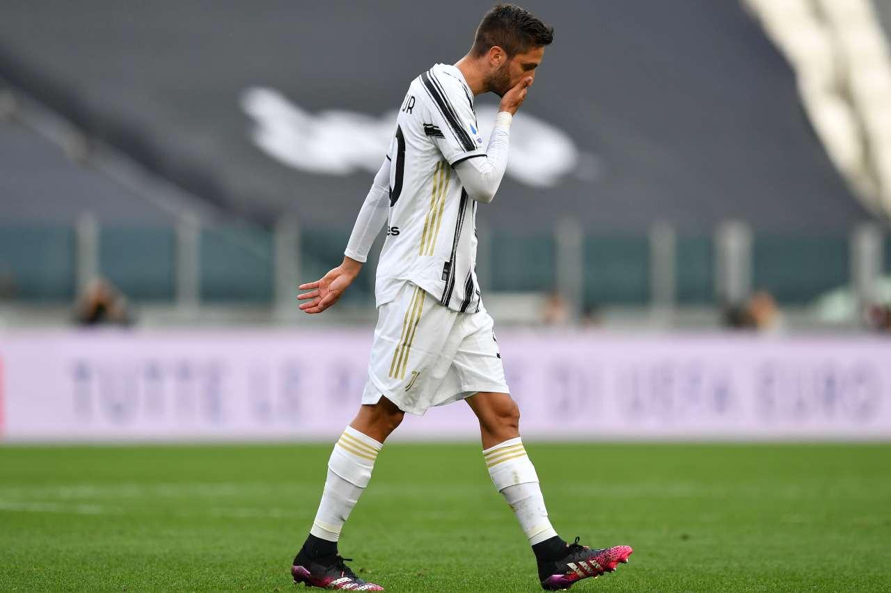 Juventus scambio addio Bentancur Saul Niguez